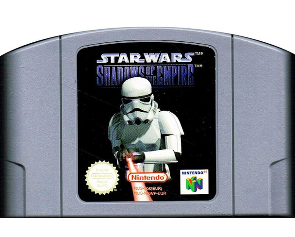 Star Wars Shadows of The Empire N64 (USED)