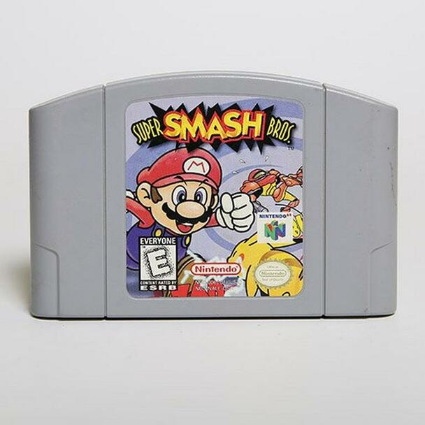 Super Smash Bros. N64 (USED)
