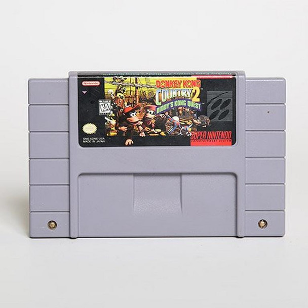 Donkey Kong Country 2: Diddy's Kong Quest USED (SNES)