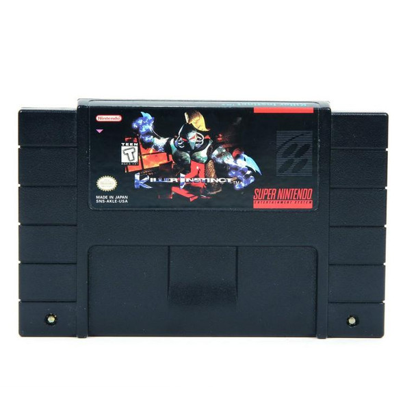 Killer Instinct USED (SNES)