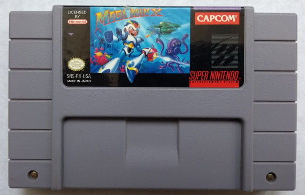 Mega Man X USED (SNES)