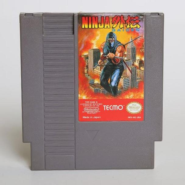 Ninja Gaiden USED (NES)