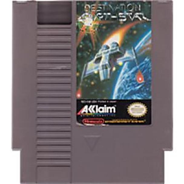 Destination Earthstar USED (NES)