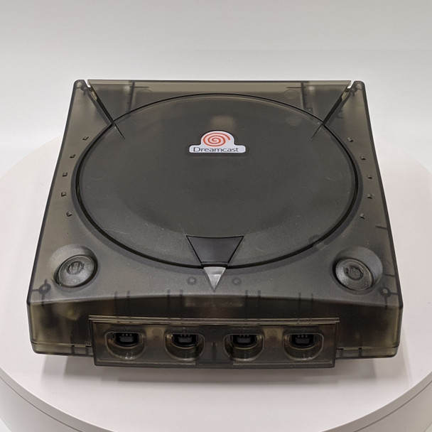 Sega Dreamcast System - CLEAR SMOKE [USA] Orange Jewel