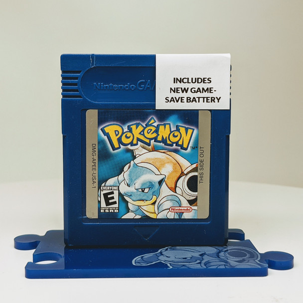 Pokemon Blue Version (Gameboy) USED