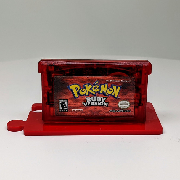 Pokemon Ruby Version (Gameboy Advance) USED