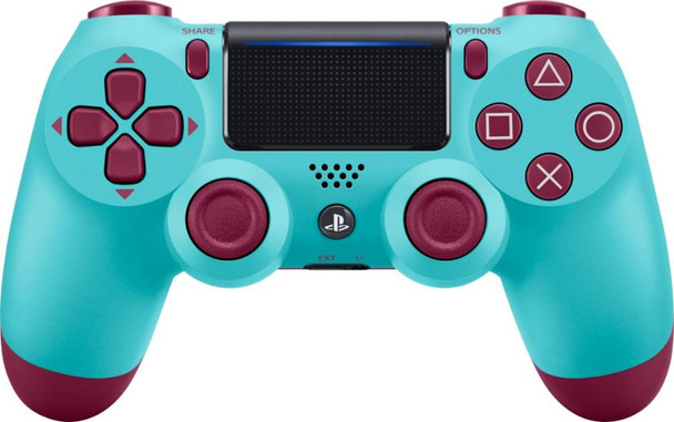 DualShock 4 Wireless Controller - Berry Blue (PlayStation 4)