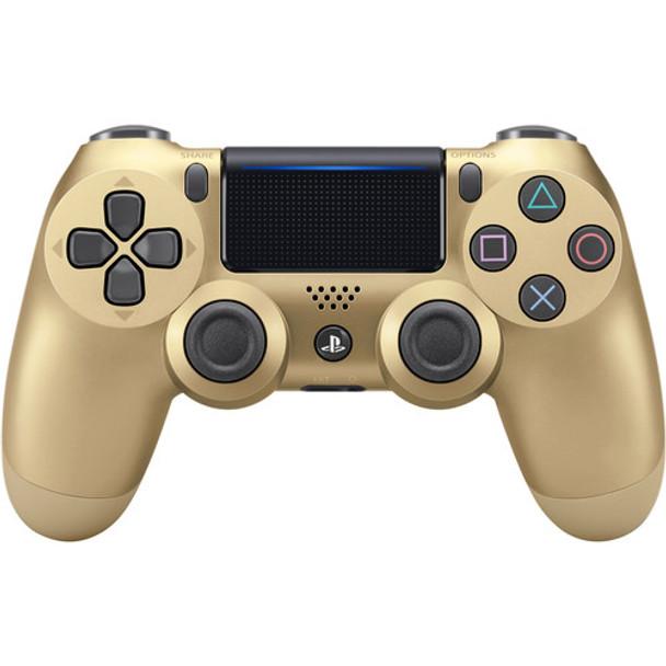 DualShock 4 Wireless Controller - Gold (PlayStation 4)