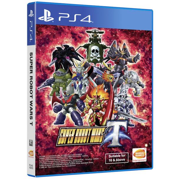 SUPER ROBOT WARS T (PlayStation 4) [ENGLISH MULTI LANGUAGE]