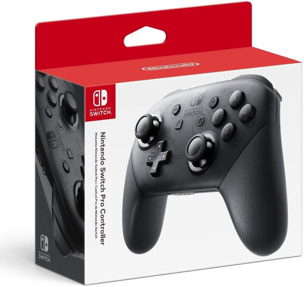 Nintendo Switch Pro Wireless Controller (Nintendo Switch)