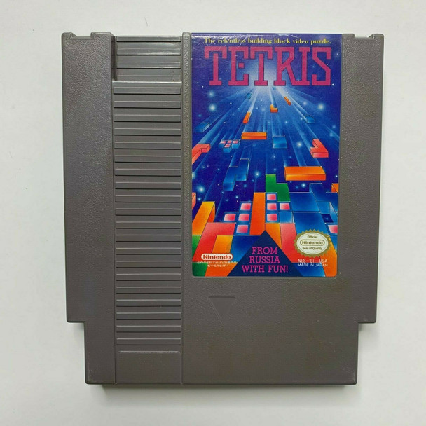 Tetris (NES) USED