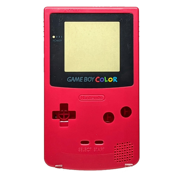 GameBoy Color Replacement Shell - Berry (GBC)