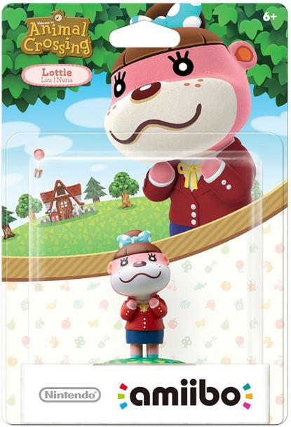 Lottie (Animal Crossing) Amiibo  - Japan Import