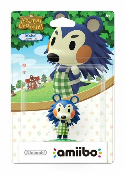 Mabel (Animal Crossing) Amiibo  - Japan Import