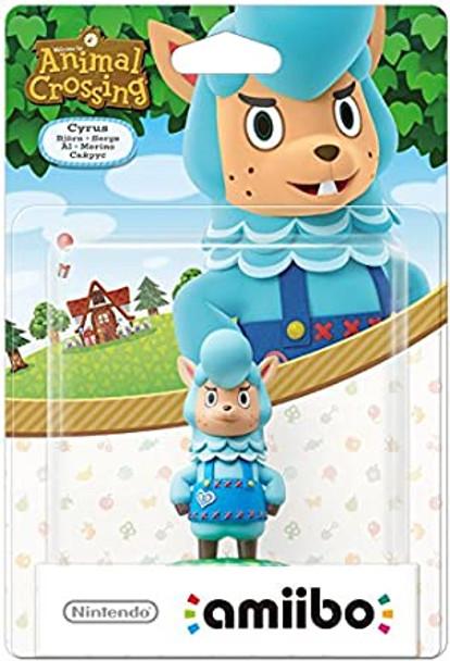 Cyrus (Animal Crossing) Amiibo  - Japan Import