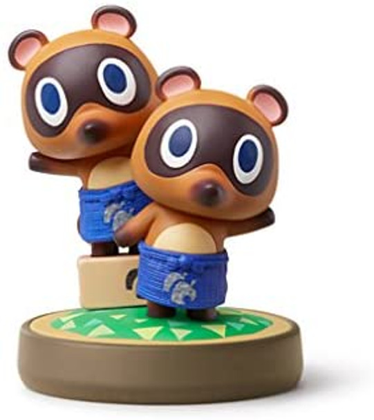 Timmy & Tommy (Animal Crossing) Amiibo  - Japan Import