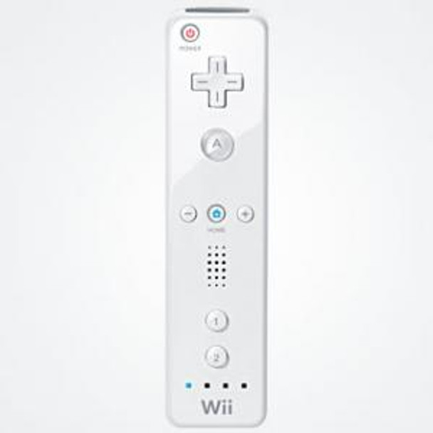 Nintendo Wii Motion Plus Controller - White (USED)