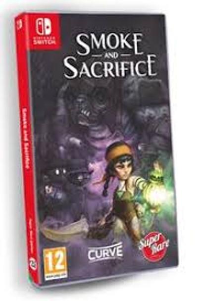 Smoke and Sacrifice (Nintendo Switch) [SuperRareGames]