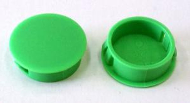 Green 30mm plugs for any of your fighting sticks.