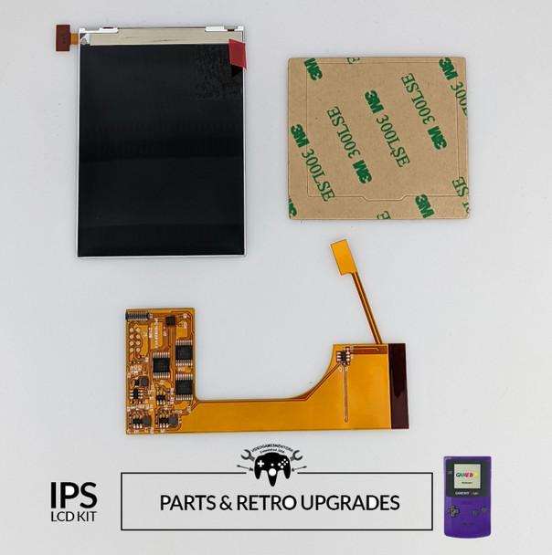 Gameboy Color IPS LCD Kit [FULL SCREEN] (GBC)