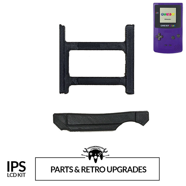Gameboy Color IPS LCD CENTERING BRACKET (GBC)