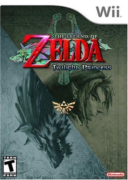 The Legend of Zelda: Twilight Princess (Nintendo Wii) USED