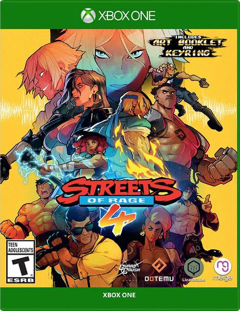 Streets of Rage 4 (XboxOne)