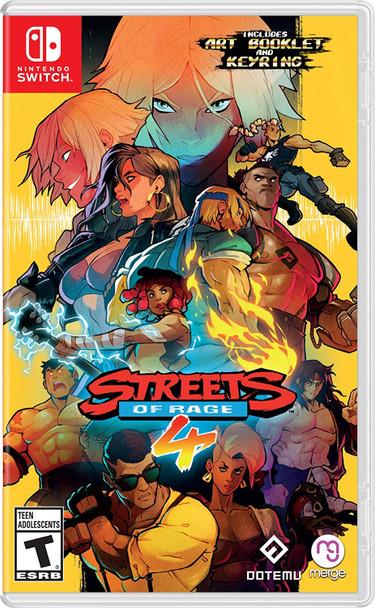 Streets of Rage 4 (Nintendo Switch)