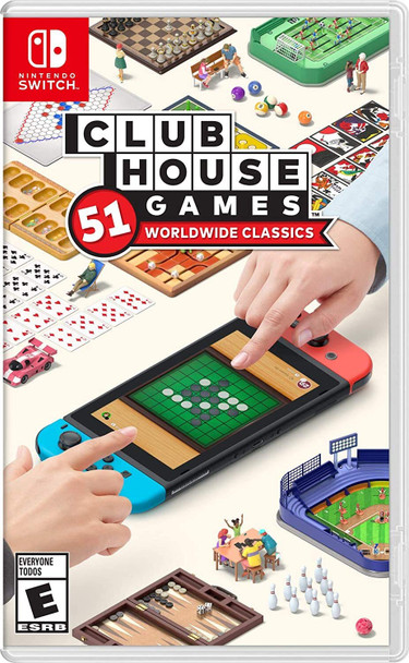 Clubhouse Games: 51 Worldwide Classics (Nintendo Switch)