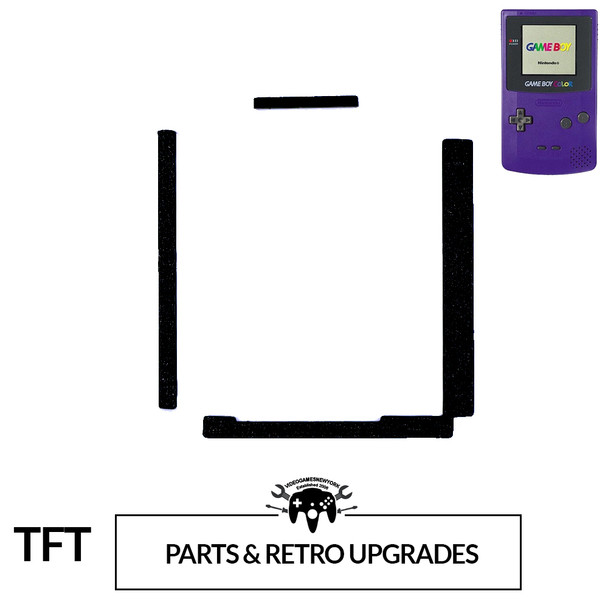 Gameboy Color TFT LCD CENTERING BRACKET (GBC)