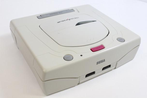 Sega Saturn System - MODEL 2 - WHITE (Sega Saturn) JAPAN