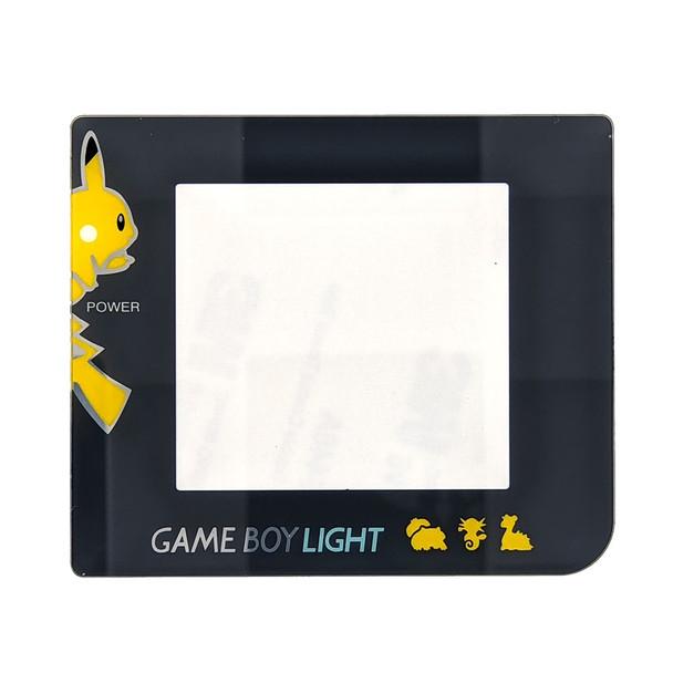 GameBoy Pocket TFT GLASS LENS - Pkmon (GBP)