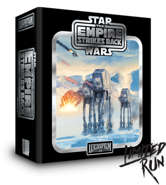 Star War: The Empire Strikes Back (GB) Premium Edition - Limited Run