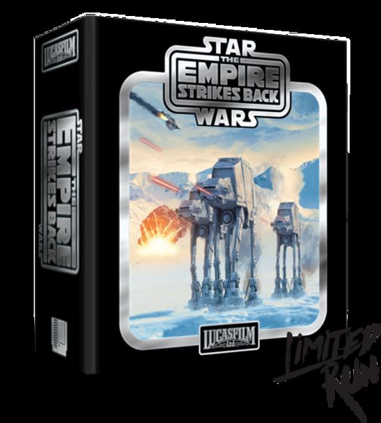 Star War: The Empire Strikes Back (GameBoy) Premium Edition - Limited Run