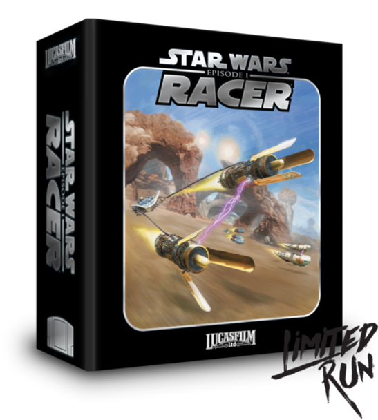 Star Wars Episode I: Racer (N64) Premium Edition - Limited Run