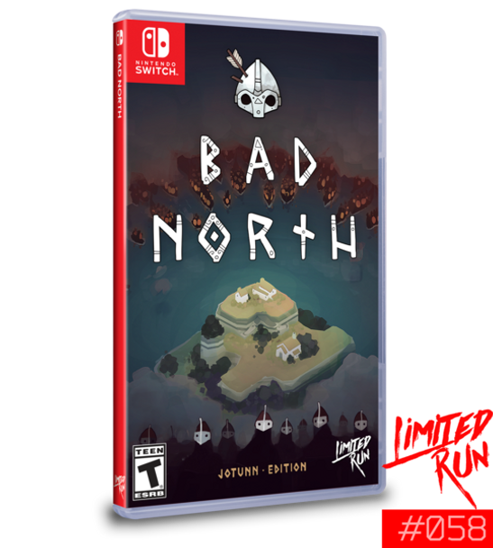 Bad North: Jotunn Edition - Limited Run Games - (Nintendo Switch)