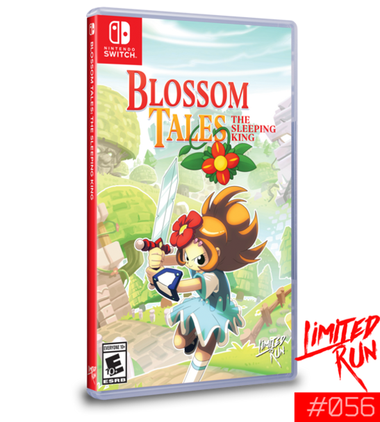 Blossom Tales: The Sleeping King - Limited Run Games - (Nintendo Switch)