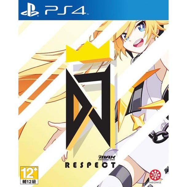 DJ MAX Respect [English Subtitles] - PlayStation 4