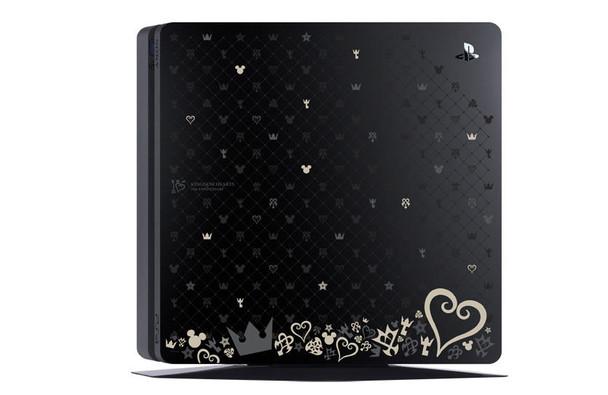 Kingdom Hearts Slim Face Plate (PlayStation 4)