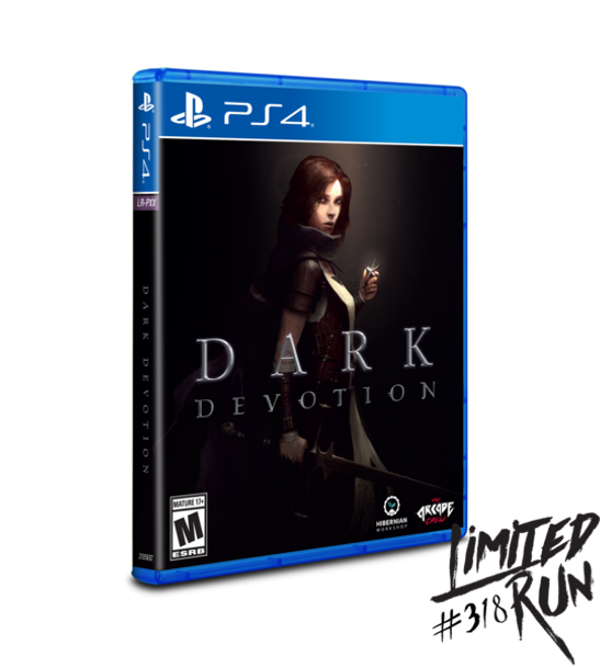 Dark Devotion - Limited Run Games (Playstation 4)