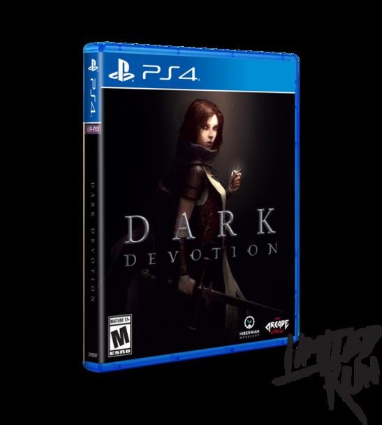 Dark Devotion - Limited Run Games (Playstation 4)