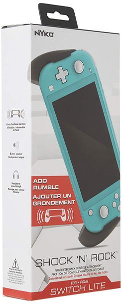 Nyko Shock 'N' Rock Grip for Nintendo Switch Lite (Nintendo Switch)