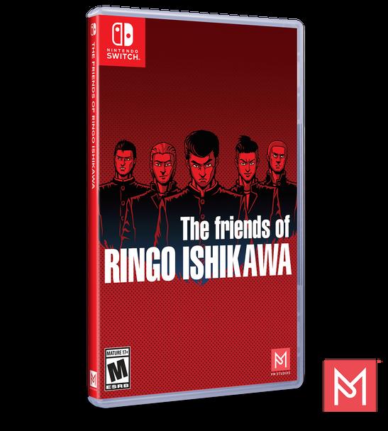 The friends of Ringo Ishikawa  - PM Games (Nintendo Switch)
