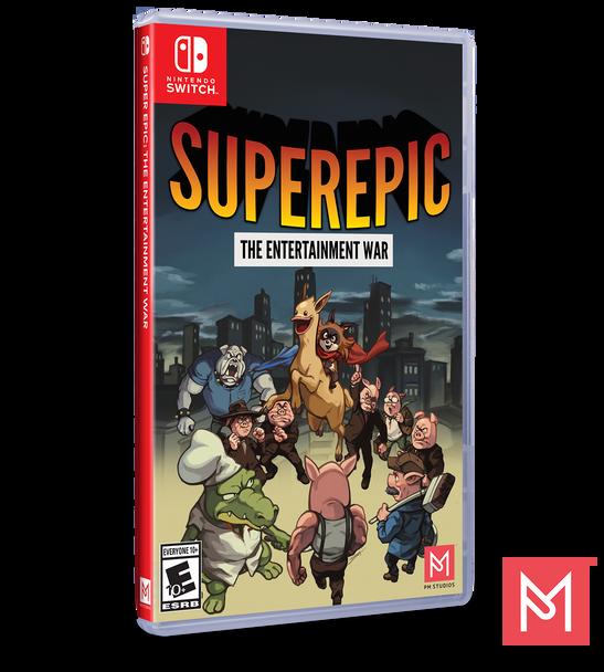 SuperEpic - PM Games (Nintendo Switch)