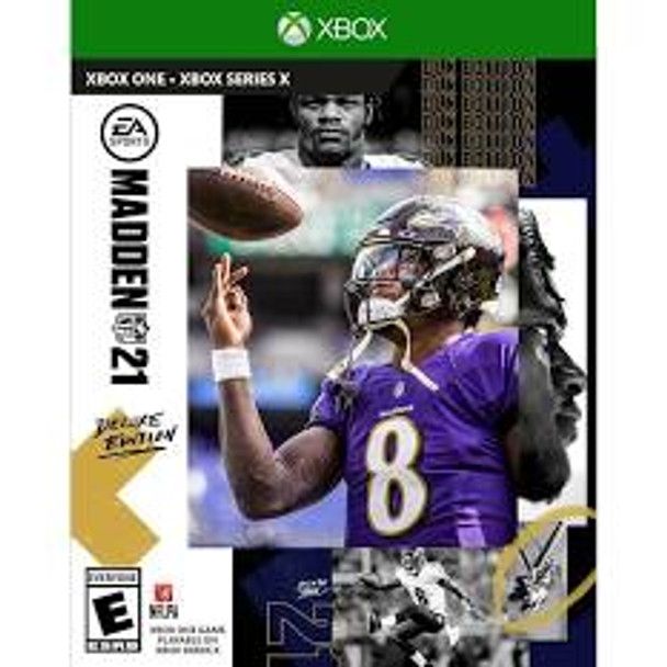Madden 21 Deluxe (Xbox One)