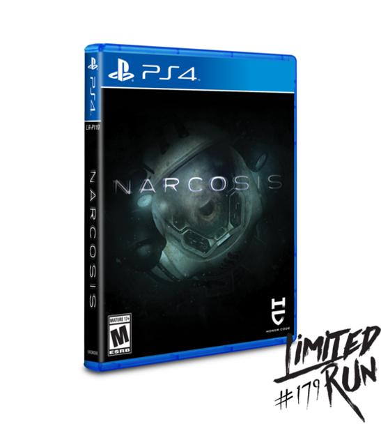 Narcosis - Limited Run (Playstation 4)
