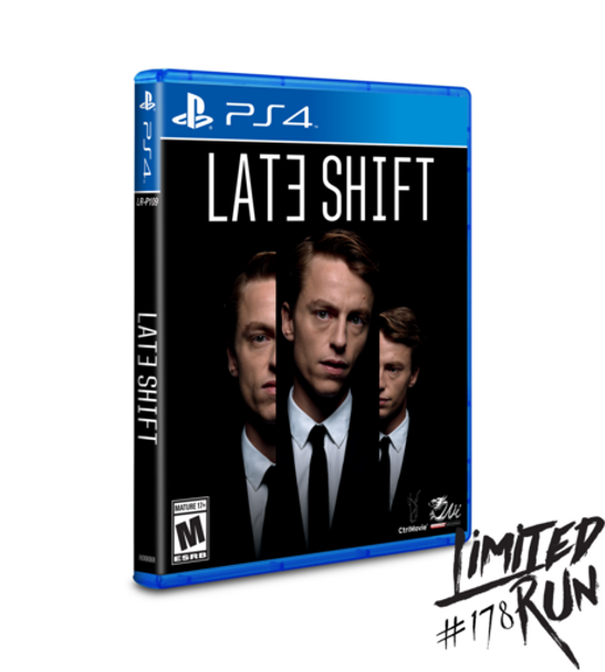 Late Shift - Limited Run (Playstation 4)