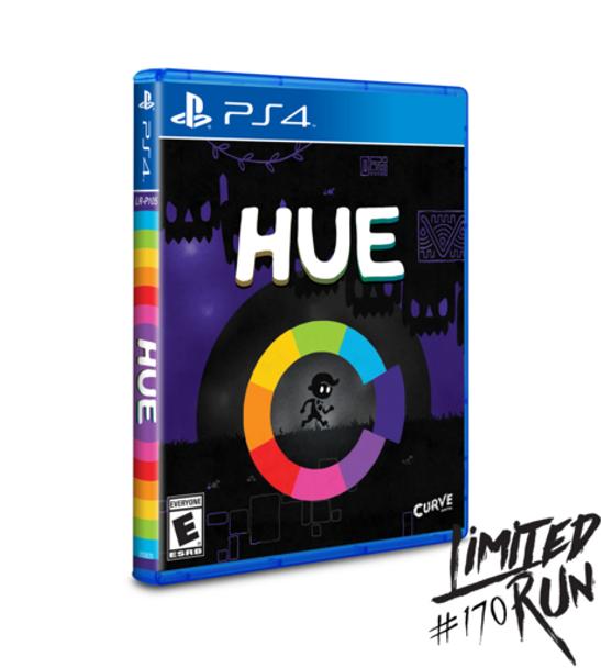Hue - Limited Run (Playstation 4)