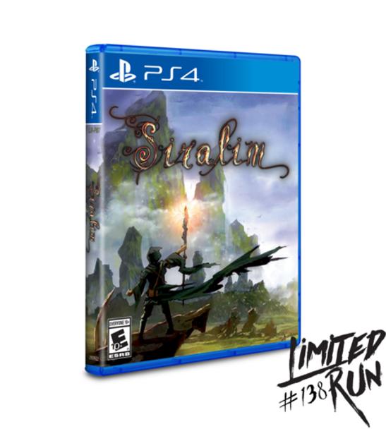 Siralim - Limited Run (Playstation 4)