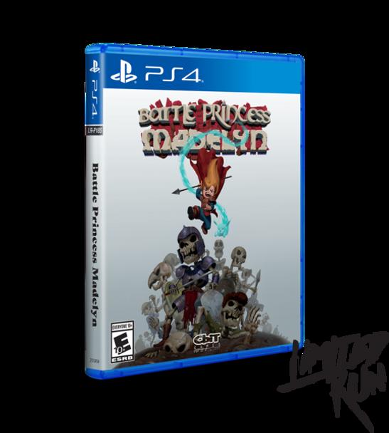 Battle Princess Madelyn - Limited Run (Playstation 4)